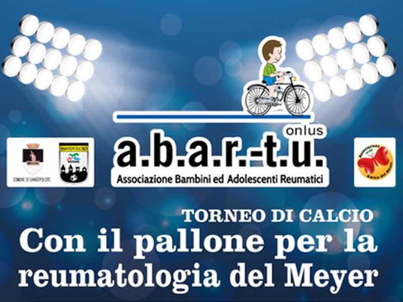Torneo di Calcio per la Reumatologia del MEYER