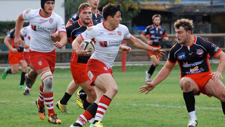 ABAR-TU charity partner del club di rugby I MEDICEI